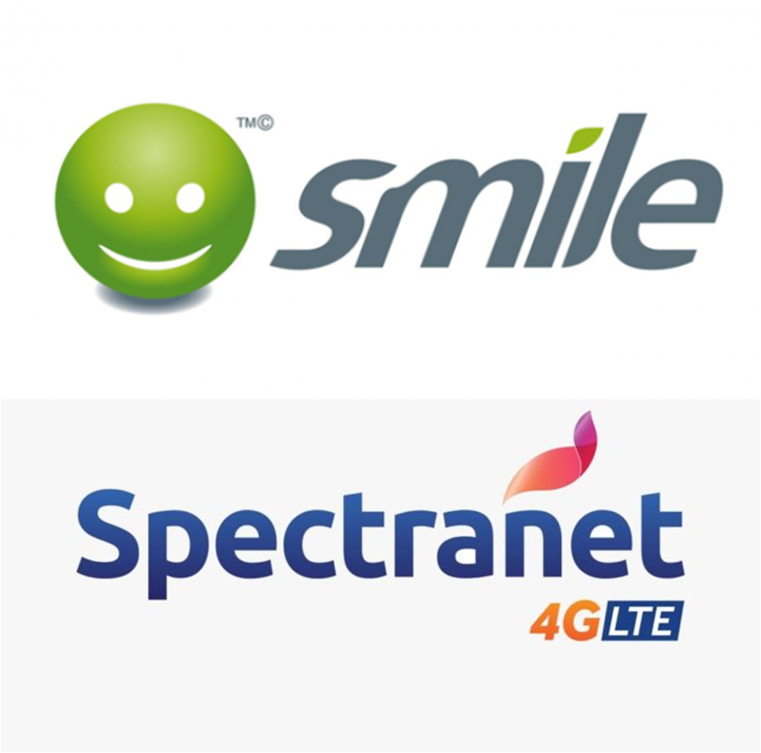 Smile and Spectranet Recharge
